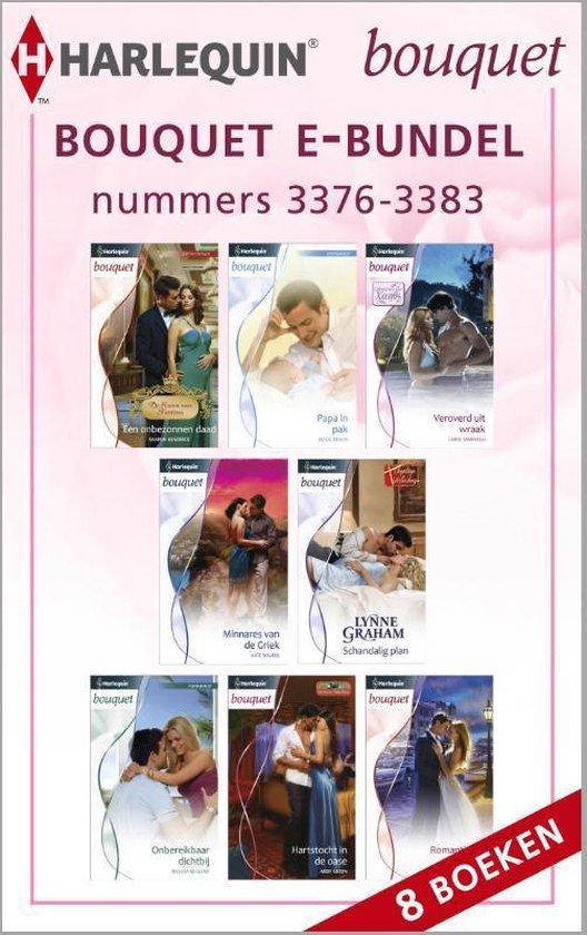 Bouquet e-bundel nummers 3376 - 3383, 8-in-1 - Jackie Braun |