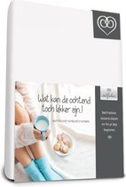 Bed-Fashion Topdek Split waterdichte molton hoeslaken 180 x 210 cm