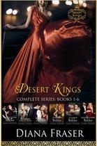 Desert Kings Complete Boxed Set