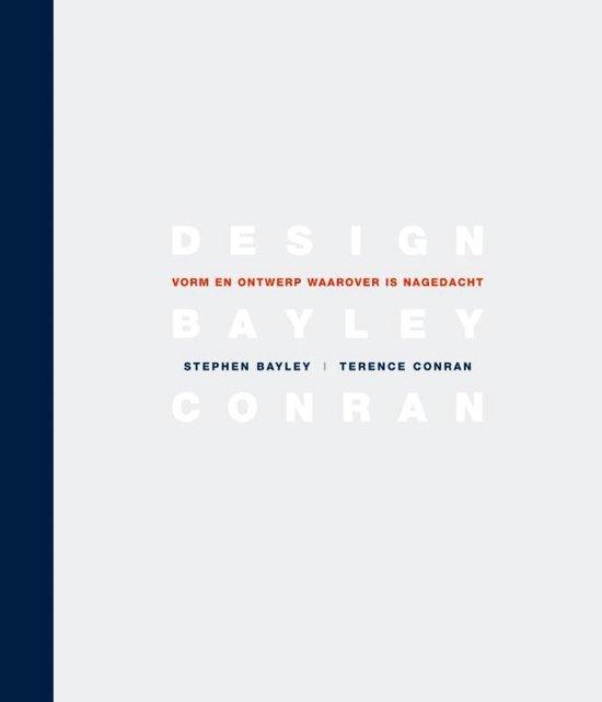 Design Bayley Conran - Stephen Bayley  