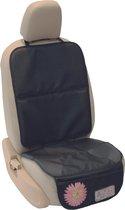 A3 Baby & Kids Deluxe Autostoelbeschermer - Zwart