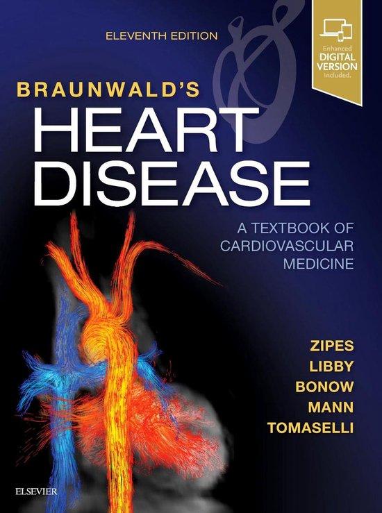 Boek cover Braunwalds Heart Disease van Douglas Zipes (Hardcover)