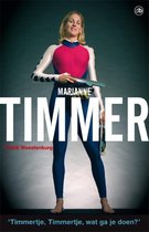 Boek cover Marianne Timmer van Frank Woestenburg