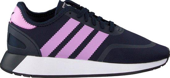 bol.com | Adidas Dames Sneakers N-5923 W - Blauw - Maat 42