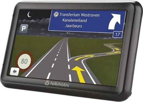 5600LM Navigatie - Europa 45 Landen - LifeTime Kaartupdate