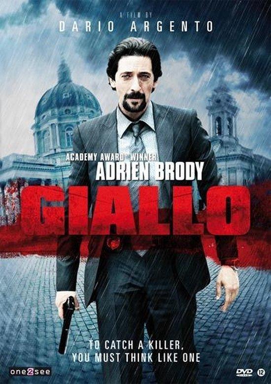 Cover van de film 'Giallo'