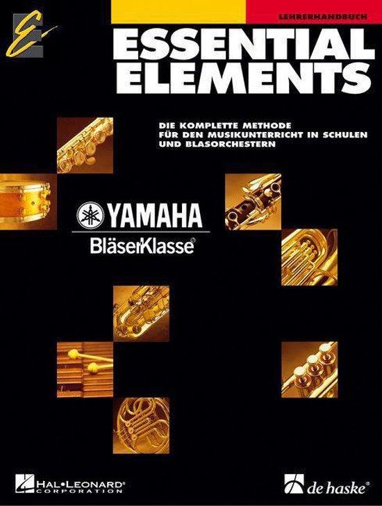 Essential Elements Lehrerhandbuch - Divers |