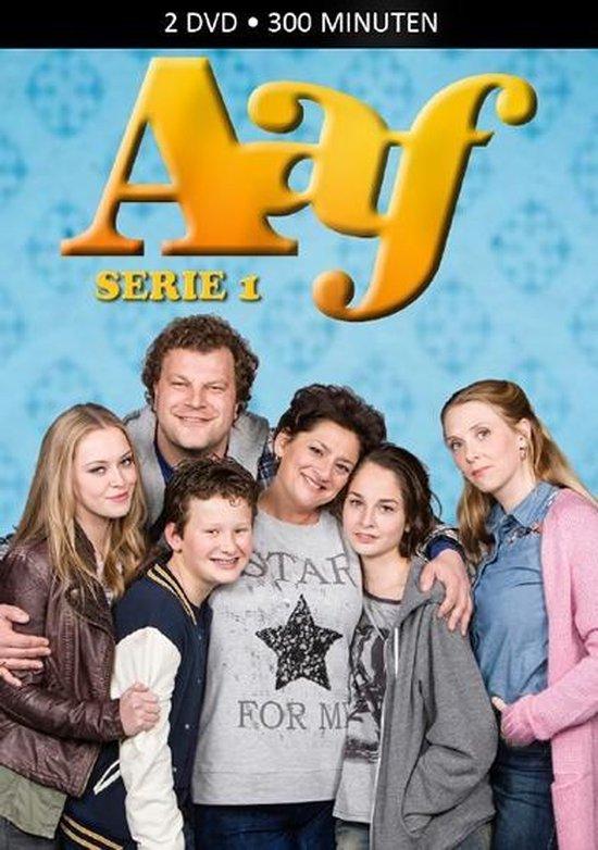 Cover van de film 'Aaf'