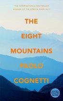 Boekomslag van 'The Eight Mountains'