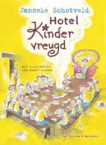 Smoeltjes bibliotheek - Hotel Kindervreugd