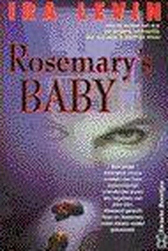 Zwarte beertjes 1483: rosemary's baby - Ira Levin |