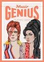 Afbeelding van het spelletje Genius Music (Genius Playing Cards)