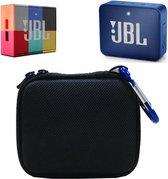 Afbeelding van Beschermhoes JBL Go 2 en Go 1 - Premium Hard Case Cover Hoes (Zwart)