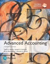 Advanced Accounting, Global Edition