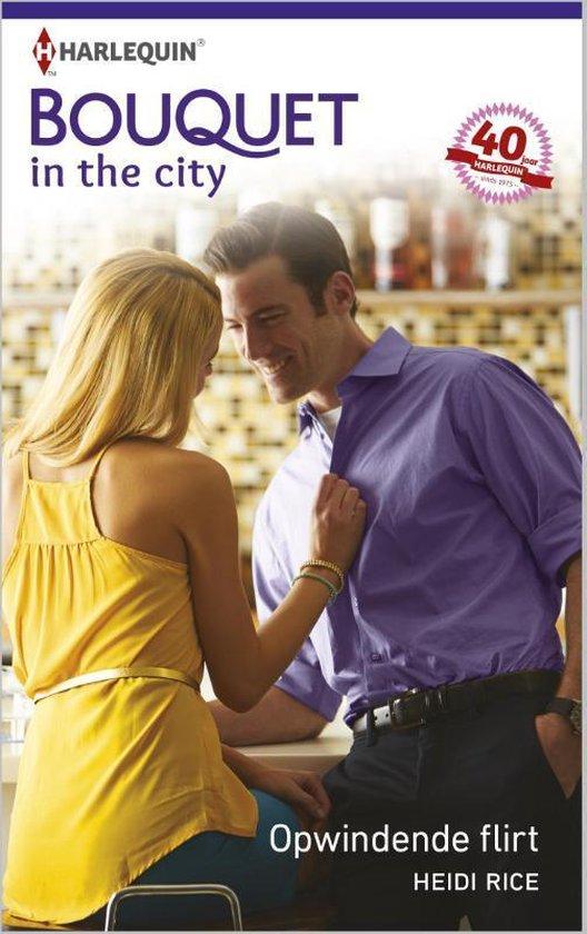 Opwindende flirt - Bouquet In the city 367A - Heidi Rice |