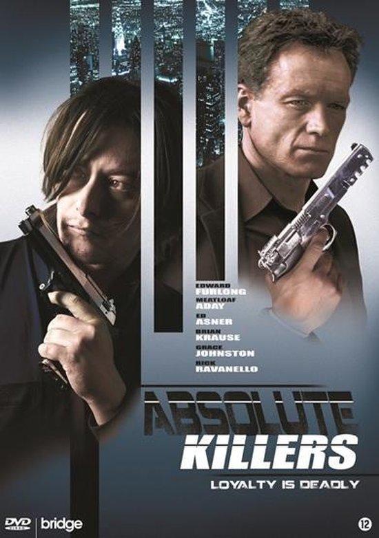 Cover van de film 'Absolute Killers'