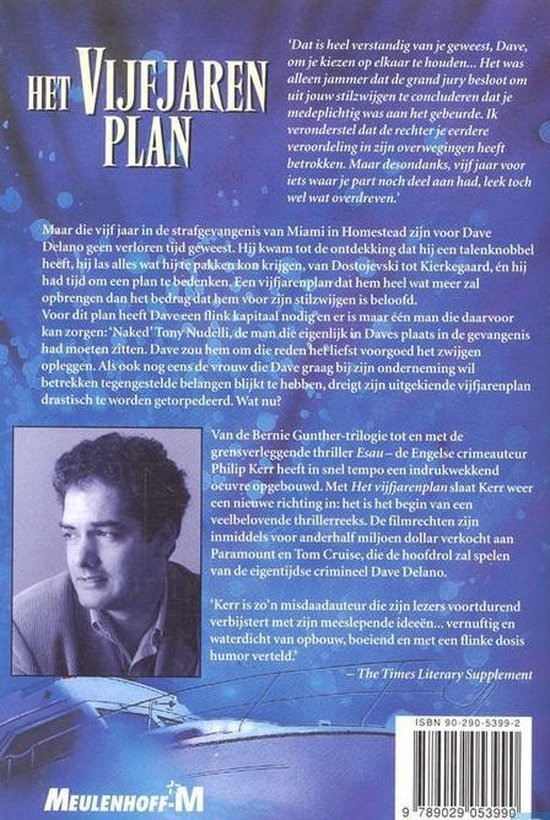 Het vijfjarenplan - Philip Kerr pdf epub
