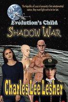Omslag Evolution's Child - Shadow War