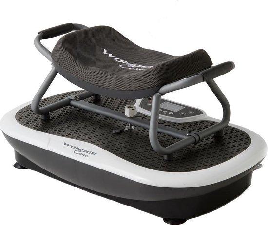 Rock N Fit - Trilplaat - Fitnessapparaat - Wetenschappelijke Vibratietechnologie