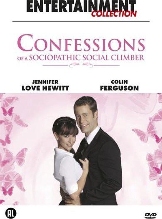 Cover van de film 'Confessions Of A Sociopathic Social Climber'