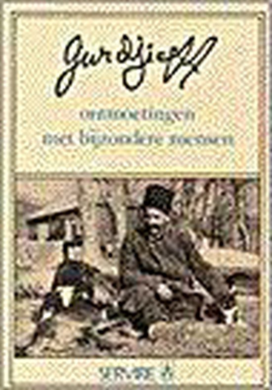 Ontmoetingen met bijzondere mensen - G.I. Gurdjieff   Readingchampions.org.uk