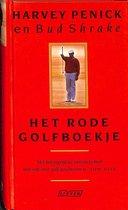 Rode golfboekje