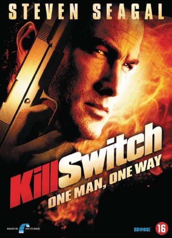 Cover van de film 'Kill Switch'