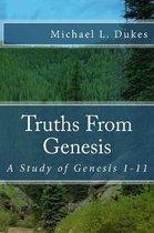 Boek cover Truths from Genesis van Michael L Dukes