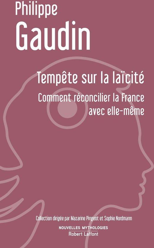 Boek cover Tempête sur la laïcité van Philippe Gaudin (Onbekend)