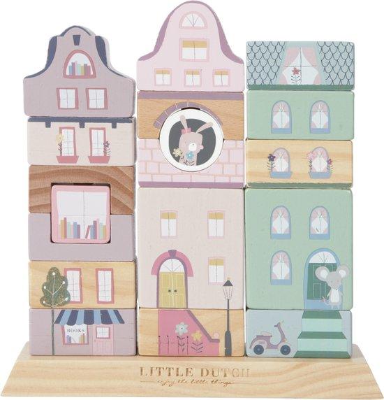 Little Dutch Stapelgeveltjes - Pink