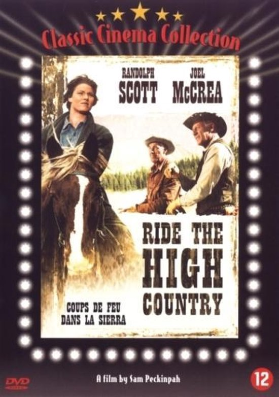 Cover van de film 'Ride The High Country'