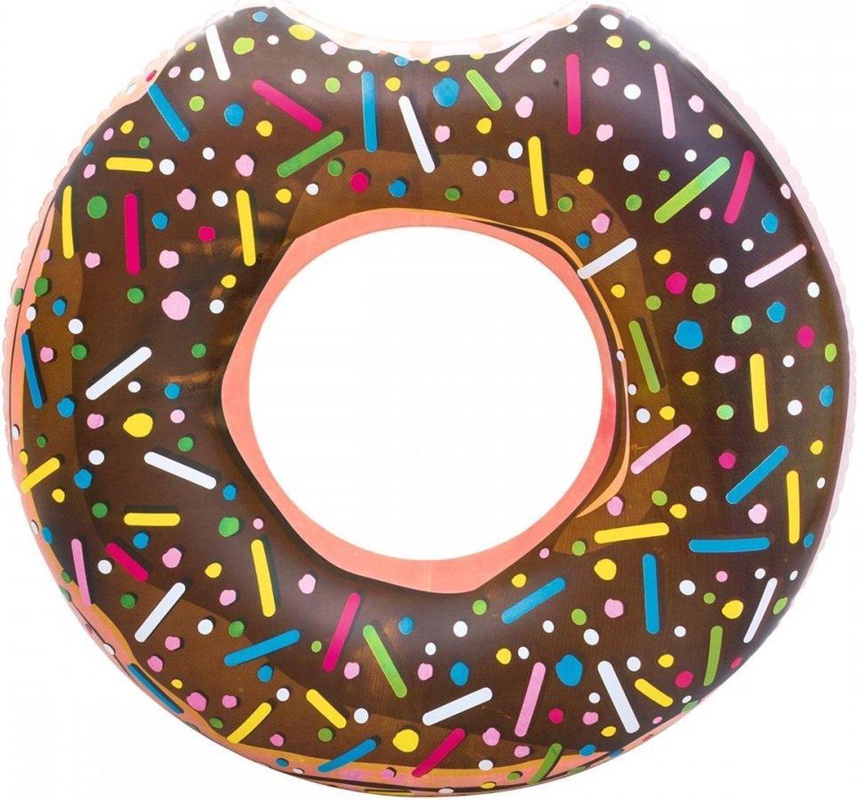 Bestway Zwemband Donut 107 Cm Bruin