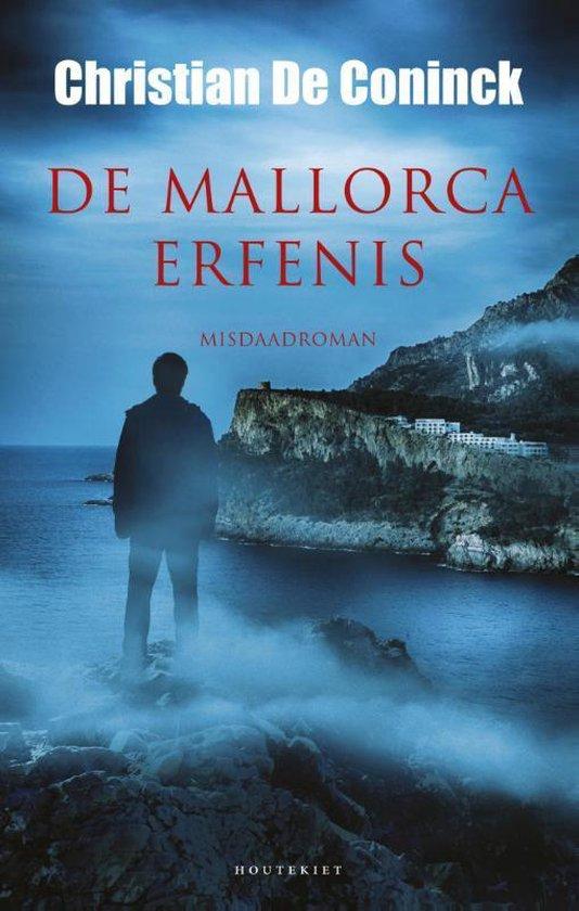 Cover van het boek 'De Mallorca-erfenis' van Christian de Coninck