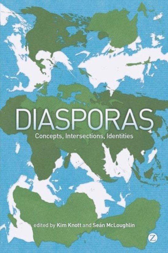 Boek cover Diasporas van Kim Knott (Paperback)