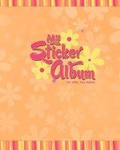 My Sticker Album for Girls, 2nd Edition