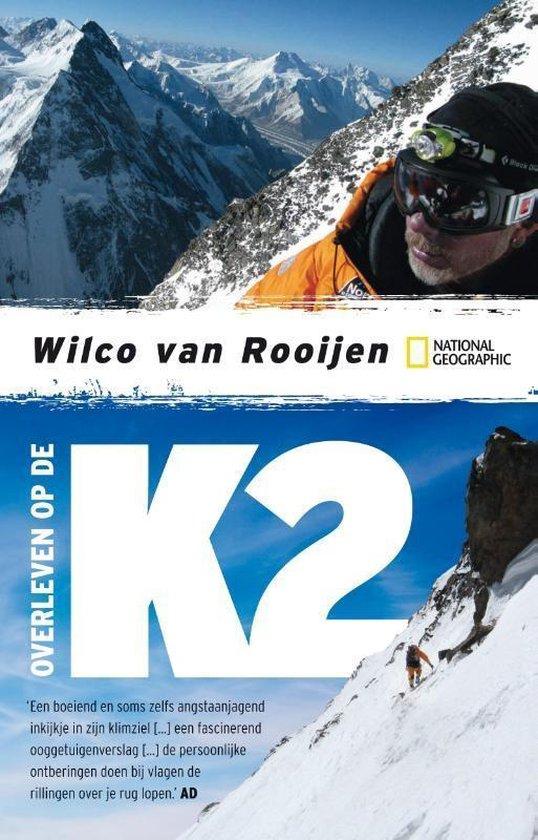 Overleven op de K2 - Wilco van Rooijen | Fthsonline.com