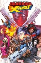 Omslag Deadpool vs X-Force