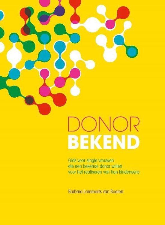 Donor bekend - Barbara Lammerts van Bueren |