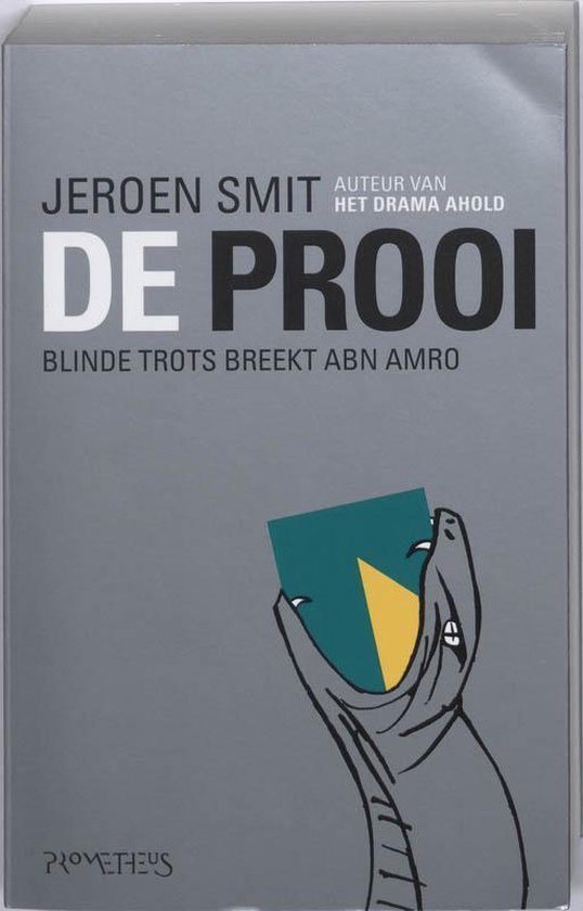 Boek cover De Prooi van Jeroen Smit (Paperback)