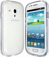 Samsung Galaxy S3 Mini i8910 Siliconen Hoesje Case Transparant