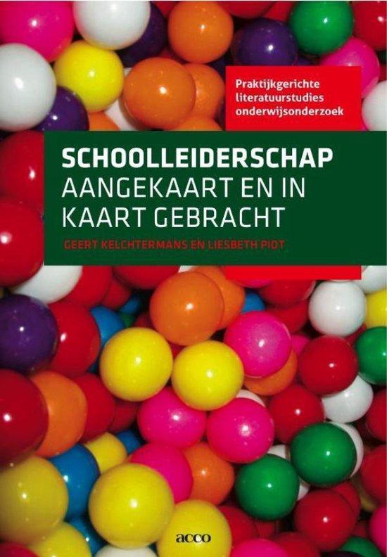 Schoolleiderschap - Geert Kelchtermans |