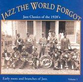 Jazz The World Forgot V.1