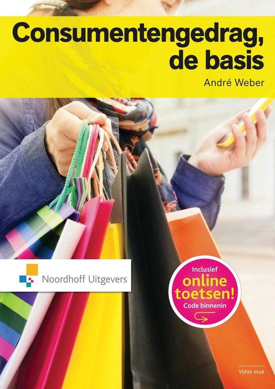 Consumentengedrag, de basis - Andre Weber |