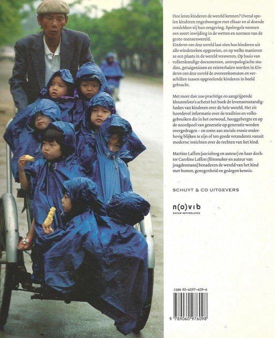 Kinderen van deze wereld - Martine Laffon  