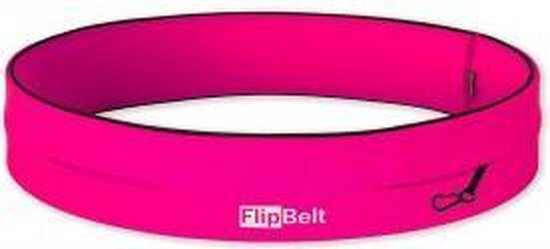 Flipbelt Classic Roze - Running belt - Hardlopen - XL