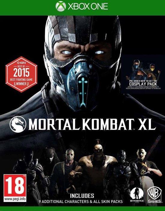 Mortal Kombat XL – Xbox One (Import)
