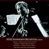 Stern/Nhk Symphony Orchestra - Violin Concertos