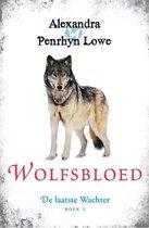 Boek cover De Laatste Wachter 2 -   Wolfsbloed van Alexandra Penrhyn Lowe (Paperback)