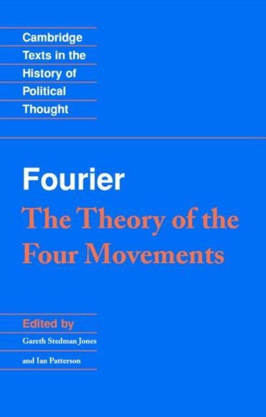 Boek cover Fourier van Charles Fourier (Paperback)