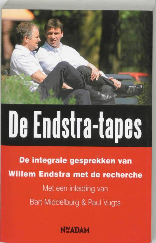 De Endstra-tapes - Bart Middelburg |